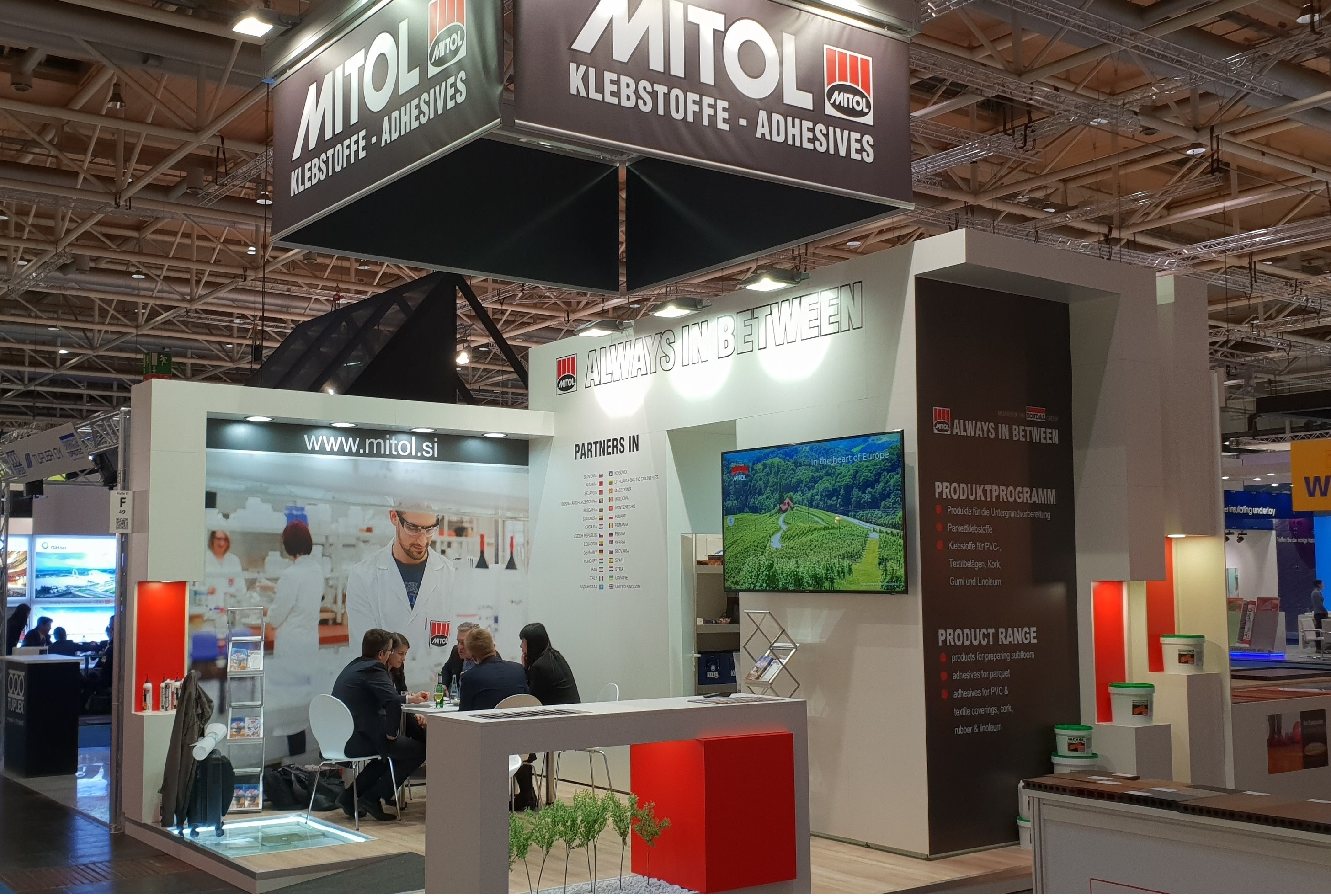 DOMOTEX Fair 2019