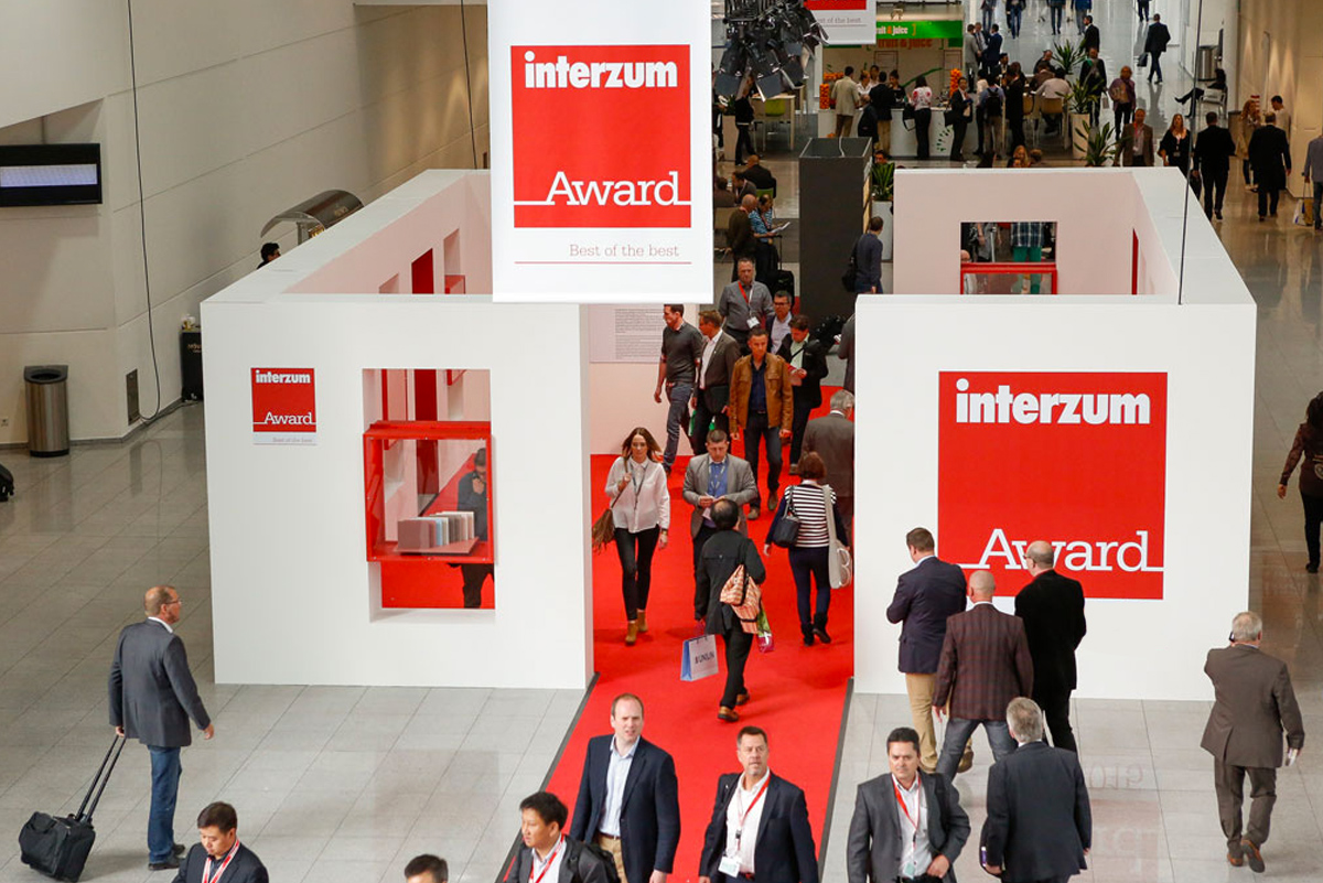 Visit us at the Interzum fair in Cologne (21-24 May 2019)