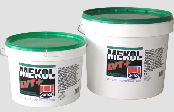 New product: MEKOL LVT+